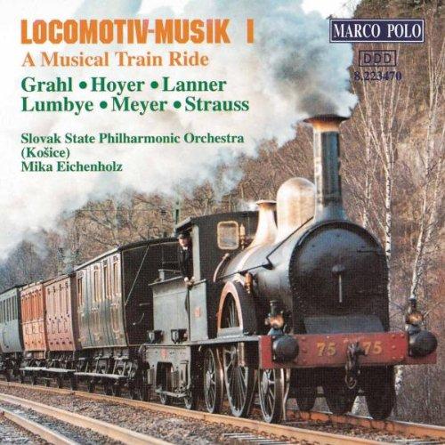 Eichenholz , Mika & Slovak State Philharmonic Orchestra - Lokomotiv-Musik I