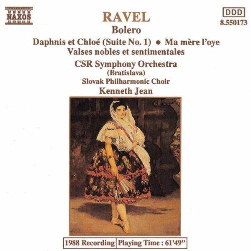 Ravel , Maurice - Bolero (Slowakisches Sinfonieorchester Bratislava)