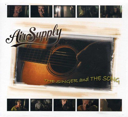 Air Supply - The Singer and The Song (inkl. DVD)