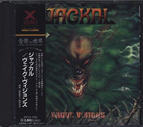 Jackal - Vague Visions (JP-Import)