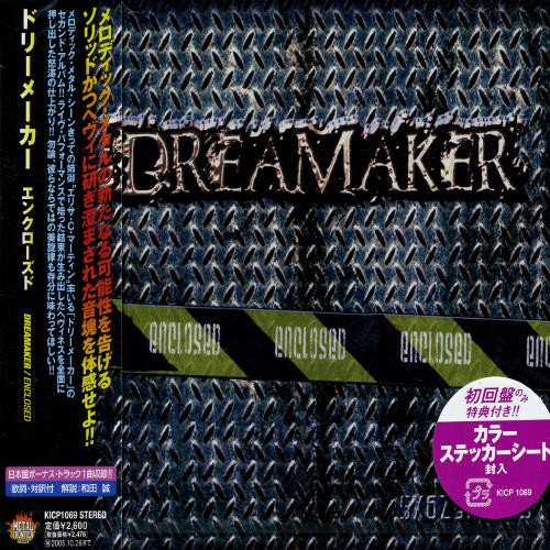 Dreamaker - Enclosed [+1 Bonus]