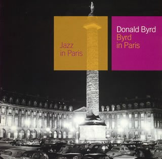 Byrd , Donald - Byrd in paris (Canada-Import)