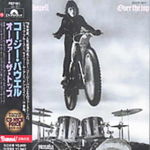 Powell , Cozy - Over the Top (JP Import)