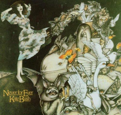 Bush , Kate - Never for ever (JP-Import)