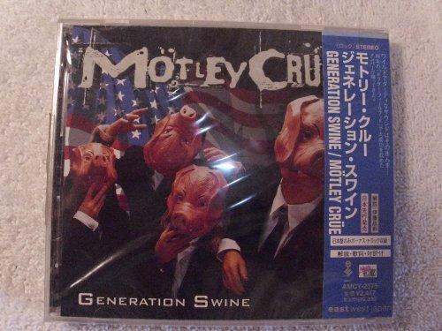 Mötley Crüe - Generation Swine (JP-Import)