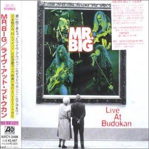 Mr. Big - Live At Budokan (JP-Import)