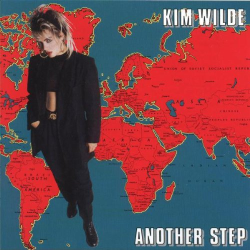 Wilde , Kim - Another Step