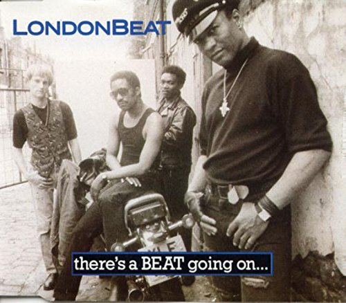 Londonbeat - There's A BEAT Going On (Maxi)