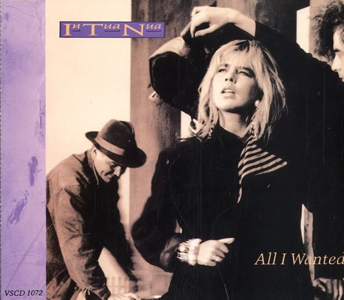 In Tua Nua - All I Wanted (Maxi)