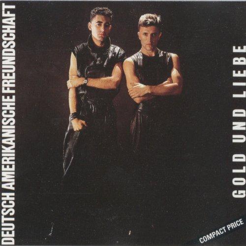 DAF (Deutsch Amerikanische Freundschaft) - Gold und Liebe