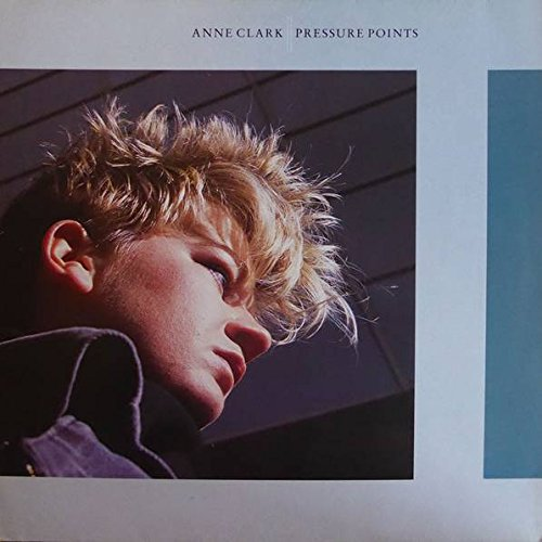 Clark , Anne - Pressure Points (Vinyl)