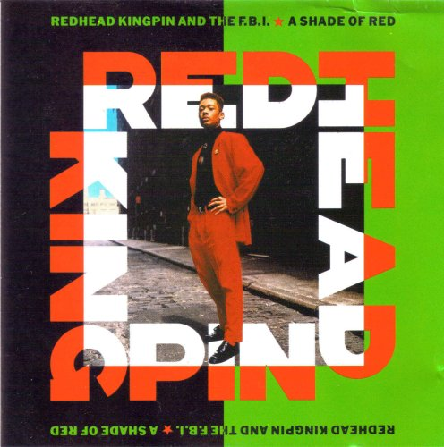 Redhead Kingpin and the FBI - A shade of red (1989)