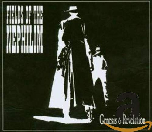 Fields Of The Nephilim - Genesis & Revelation (2CD DVD)