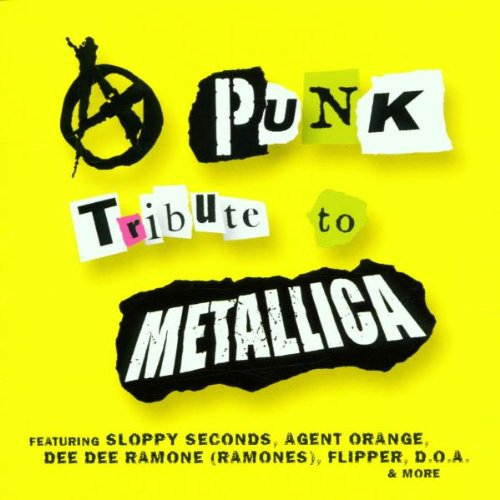 Sampler - A Punk Tribute to Metallica