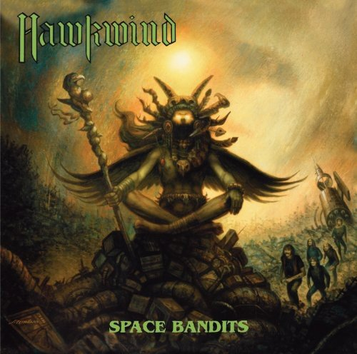 Hawkwind - Space Bandits (Expanded+Remastered)