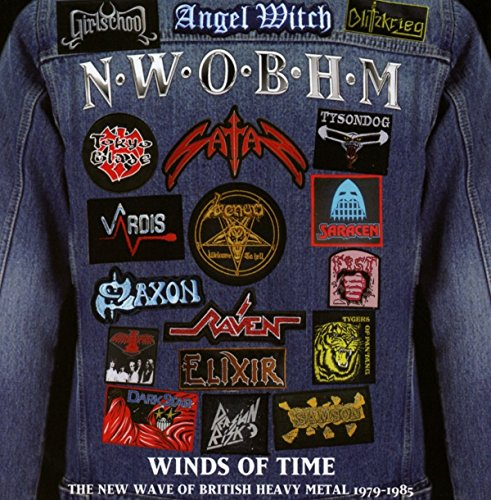 Sampler - Winds of Time - The New Wave of British Heavy Metal 1979 - 1985