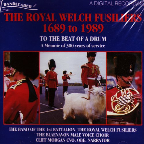 Royal Welsh Fusiliers , The - To the Beat of a Drum