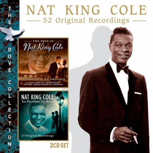 Cole , Nat King - 52 Original Recordings (The Dove Collection)