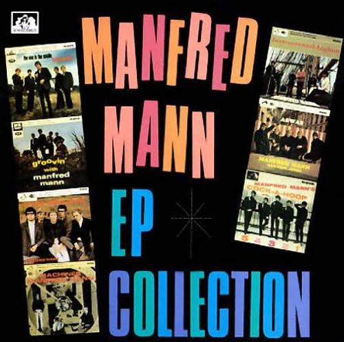 Mann , Manfred - EP Collection
