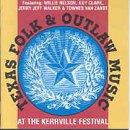 Sampler - Texas Folk & Outlaw Music
