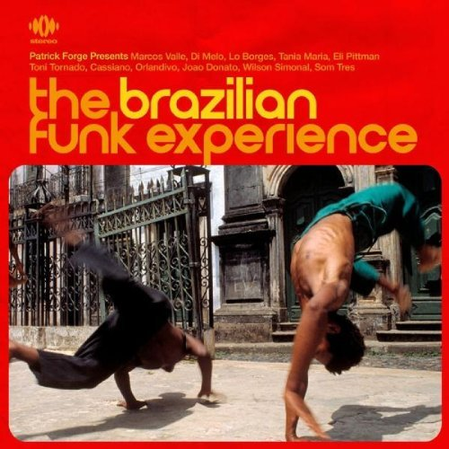 Sampler - The brazilian funk experience