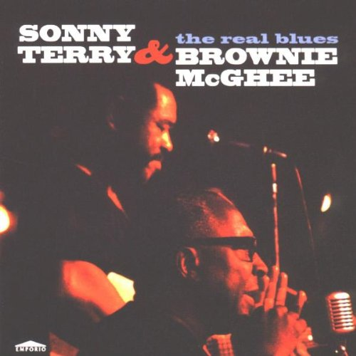 Terry , Sonny & McGhee , Brownie - The Real Blues
