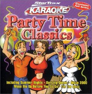 Sampler - Party Time Classics - Karaoke (UK-Import)
