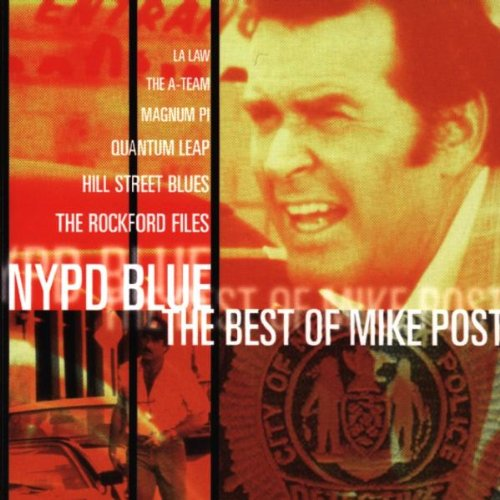 Post , Mike - Best of Mike Post-Nypd Blue