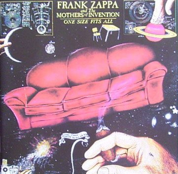 Zappa , Frank - One size fits all