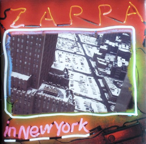 Zappa , Frank - In New York