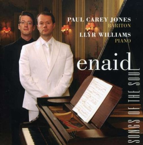 Jones , Paul Carey - Songs of the Soul