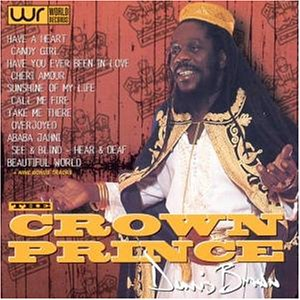 Brown , Dennis - The crown prince