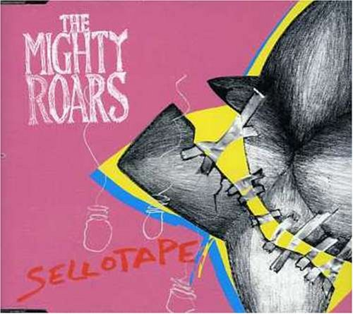 Mighty Roads - Sellotape (Maxi)