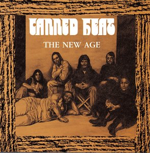 Canned Heat - The New Age [UK-Import]
