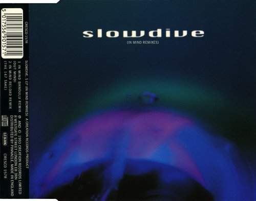 Slowdive - 5 EP (In Mind Remixes) (Maxi)