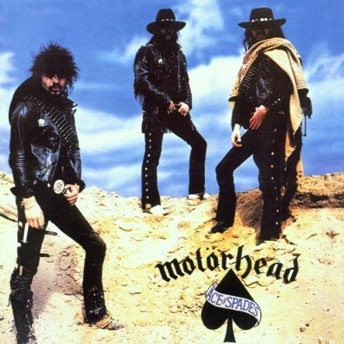 Motörhead - Ace of Spades (Label Zomba)