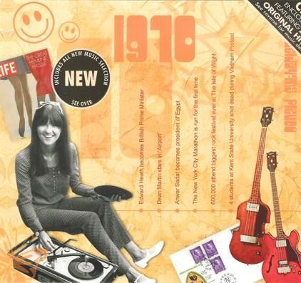 Sampler - A Time to Remember 1970 (UK Import)