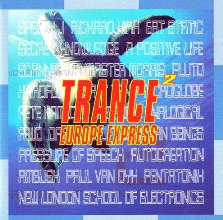 Sampler - Trance Europe Express 2