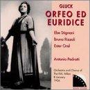 Gluck Christoph Willibald - Orpheus & Eurydike (Pedrotti)