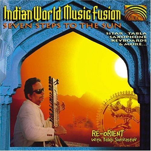 Shrivastav , Baluji - Indian World Music Fusion