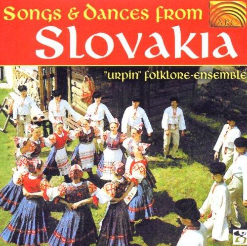 Urpin Folflore-Ensemble - Songs & Dances From Slovakia