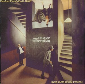 Manfred Mann S Earth Band - Angel Station