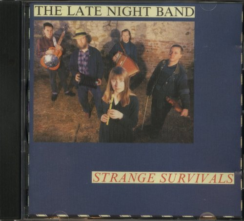 Late Night Band , The - Strange Survivals