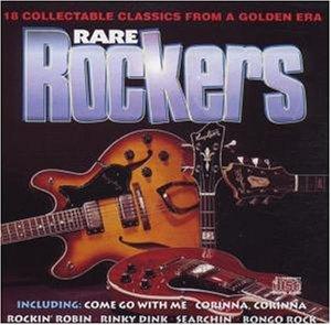 Sampler - Rare rockers
