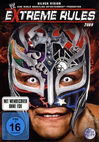 DVD - WWE - Extreme Rules 2009