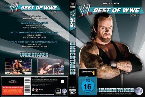 DVD - WWE - Best Of WWE 4: Undertaker