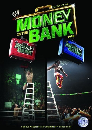 DVD - WWE - Money In The Bank 2010