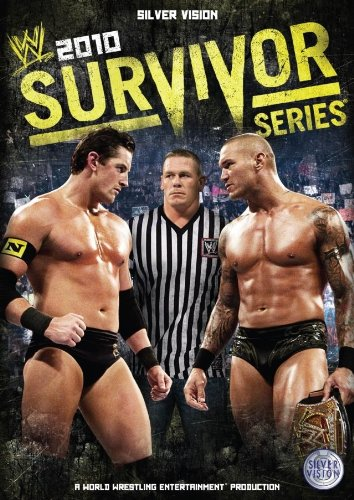 DVD - WWE - Survivor Series 2010