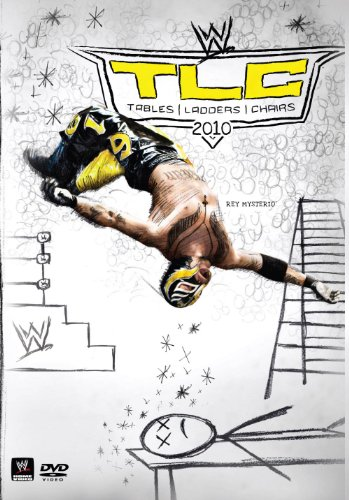 DVD - WWE - TLC 2010: Tables / Ladders / Chairs