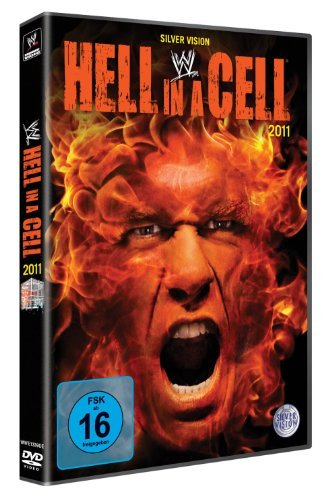 DVD - WWE - Hell In A Cell 2011
